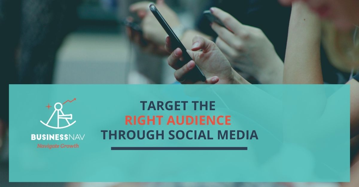 Find the Right Social Media Target Audience